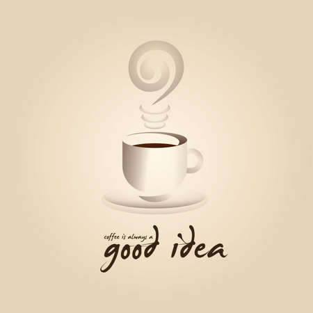 coffee design Illustration