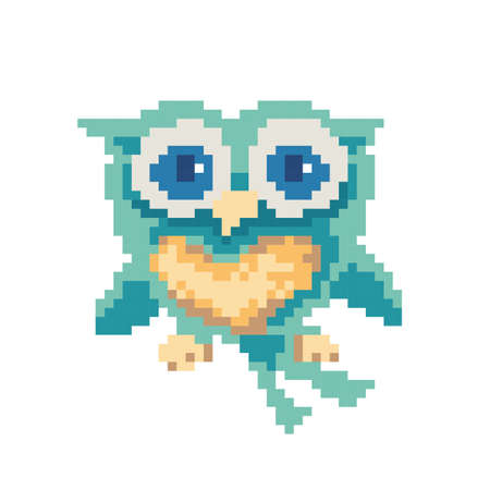 nocturnal animal: owlet