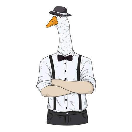 goose character