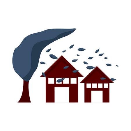 destructive: hurricane