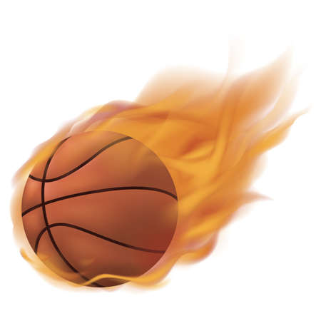 basketball fireball