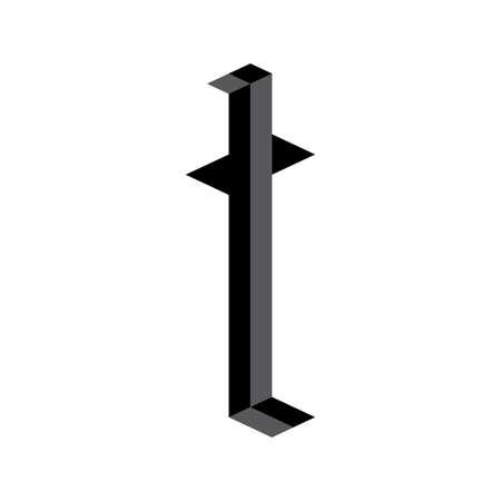 T の文字 写真素材 - 79152800
