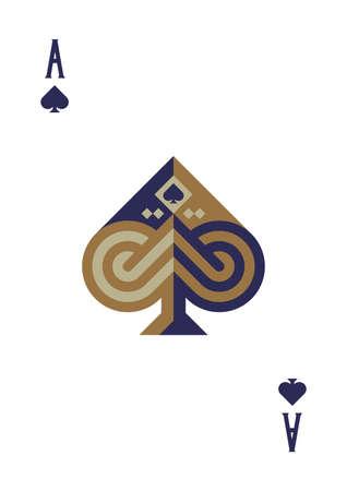 ace of spades Çizim