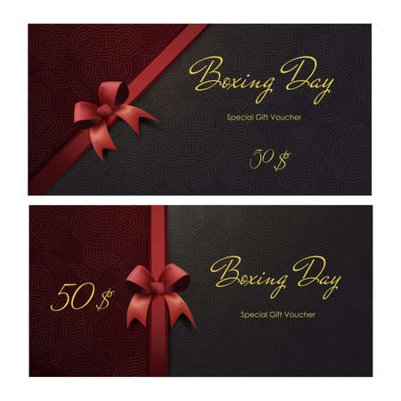 boxing day gift vouchers