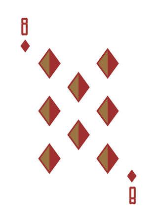 acht van diamanten