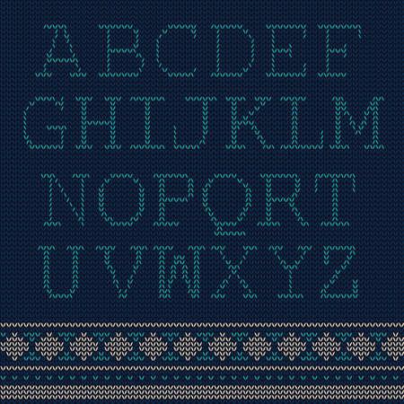 Sammlung von Alphabeten Standard-Bild - 79213217