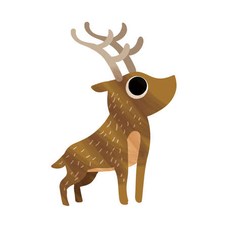 male deer Illustration
