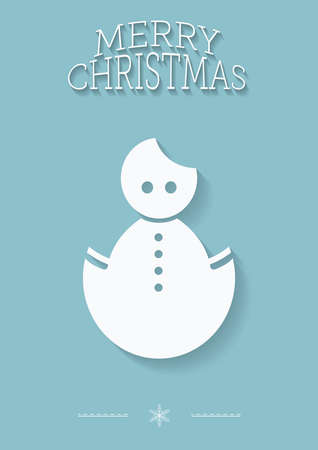 merry christmas design Illustration