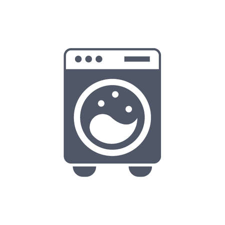 washing machine Ilustrace