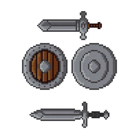swords and shield pack