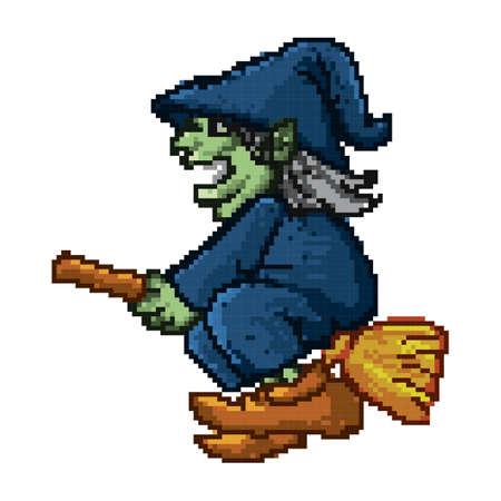 witch Иллюстрация