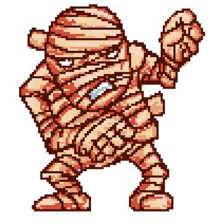 mummy monster