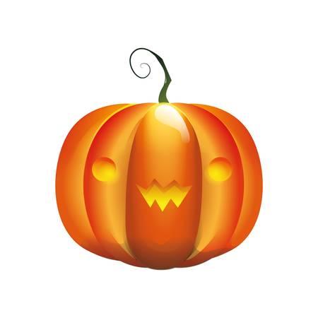pumpkin lantern Illustration