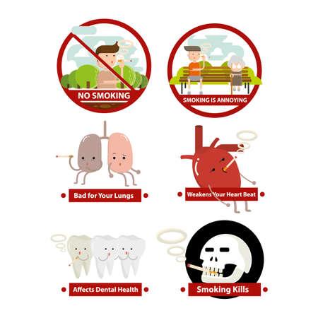 Satz von Gesundheit Symbole