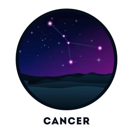 cancer Иллюстрация