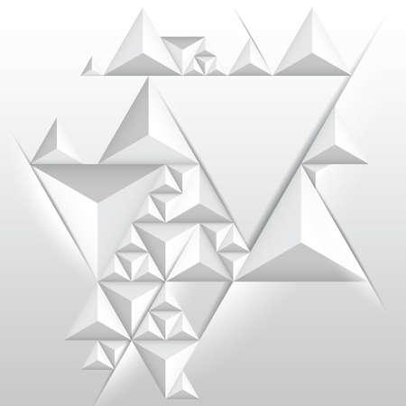 기하학적 배경 디자인
