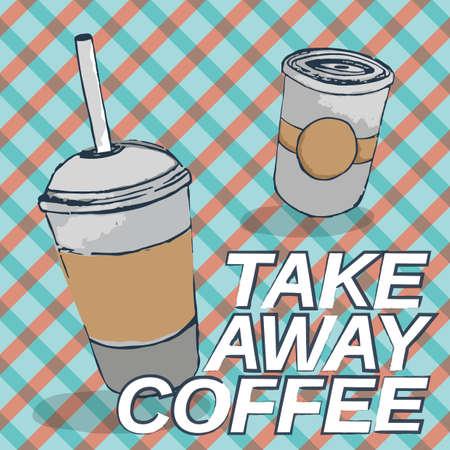 Koffie ontwerpconcept Stockfoto - 79132171