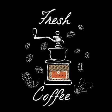 coffee design concept Фото со стока - 79132186