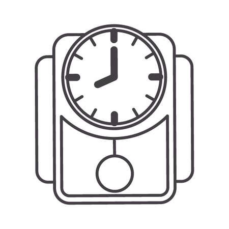 cuckoo clock Stock Vector - 79214581