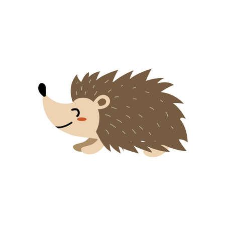 hedgehog Stock Vector - 79132205