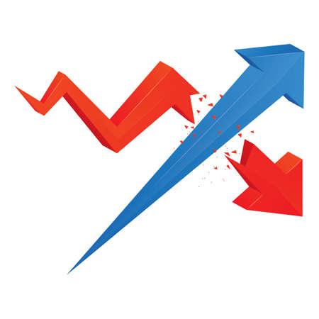 business chart design