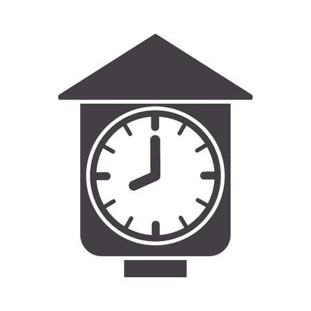 clock design Stock Vector - 79214380