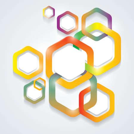 abstract background design Illustration