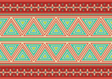 Azteekse achtergrondontwerp