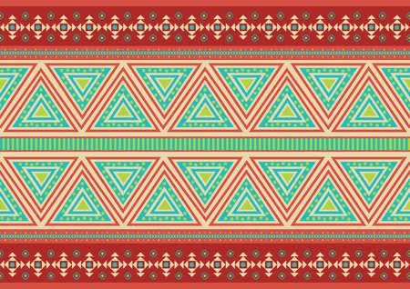 Diseño de fondo azteca Foto de archivo - 79132304