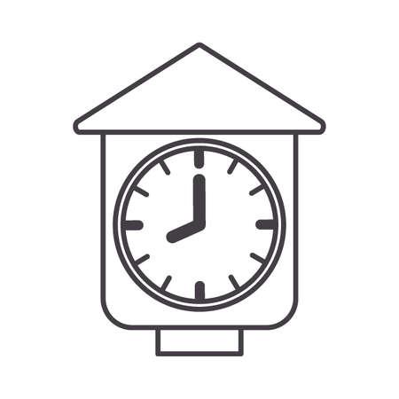 clock design Stock Vector - 79214437