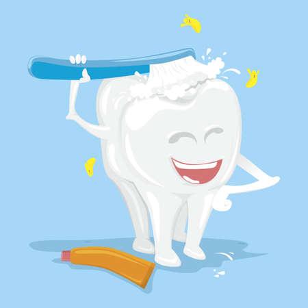 치과 치료 개념