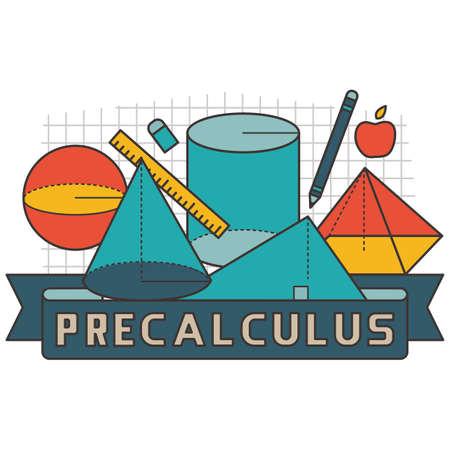 pre-calculus concept design