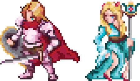 ridder en tovenares karakter