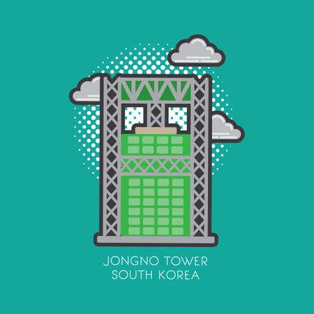 jongno tower south korea