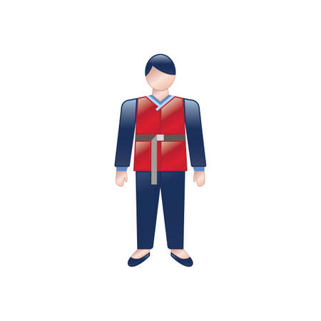 south korean male traditional clothing