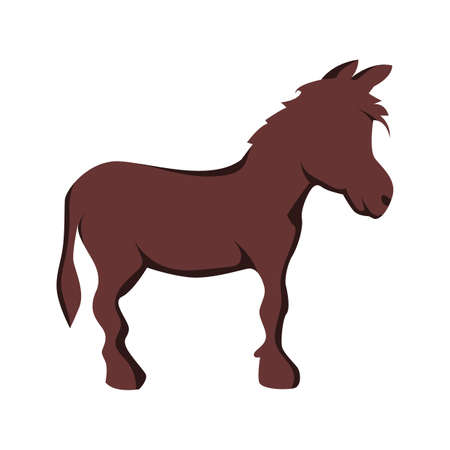 donkey Banco de Imagens - 79155451