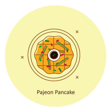 파전 팬케이크