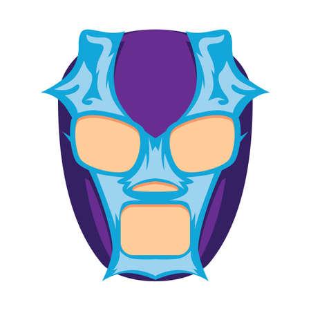 lucha libre mask