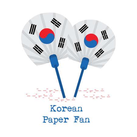 韓国うちわ