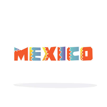 mexico typography