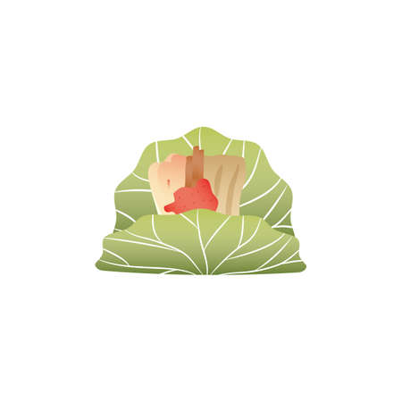 korean bulgogi wrapped in lettuce