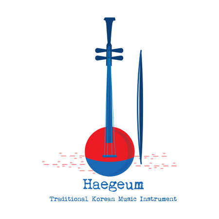 haegeum Illustration