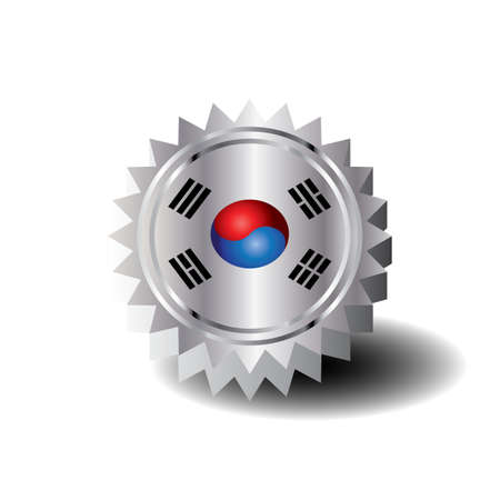 south korea button design