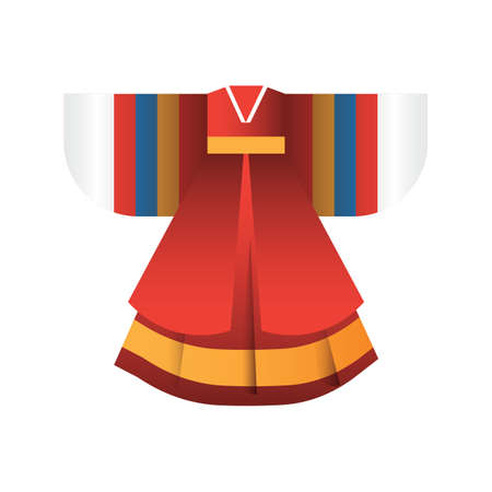 traditional korean queens clothing