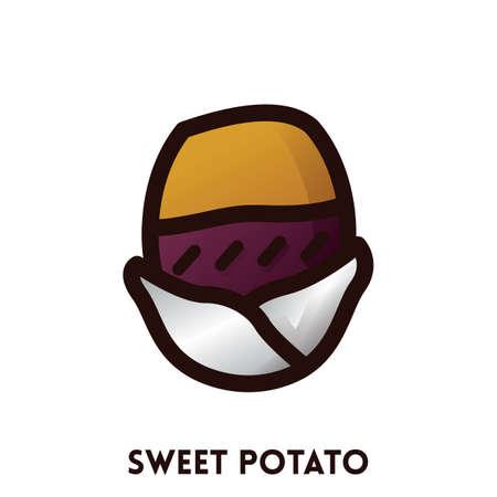sweet potato Çizim