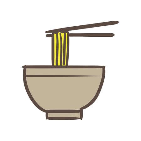 ramyeon Ilustração