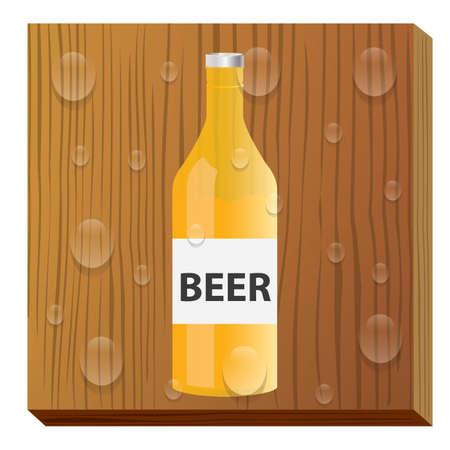 ビール  イラスト・ベクター素材
