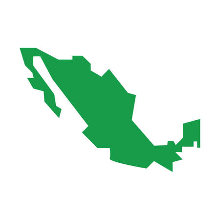 map cartography of mexico
