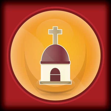 church Ilustração