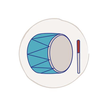 bhook Illustration
